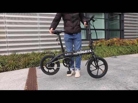 Bici elettrica Nilox X2 +