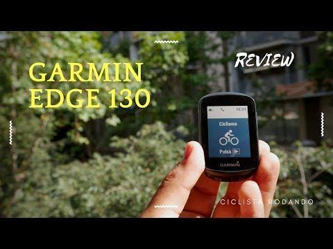 NUEVO Garmin Edge 130 Review español 🚲 pequeño pero MATON