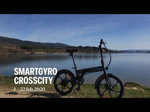 SmartGyro Crosscity: la Ebike que estoy testando