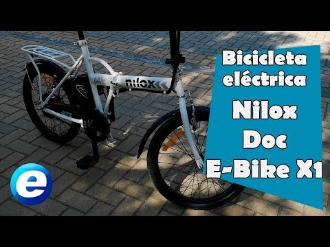 Bici eléctrica NILOX DOC E-BIKE X1