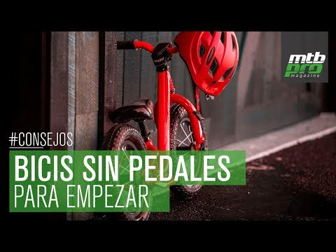 Bicis sin pedales o de equilibrio para niñ@s: Lo mejor para empezar