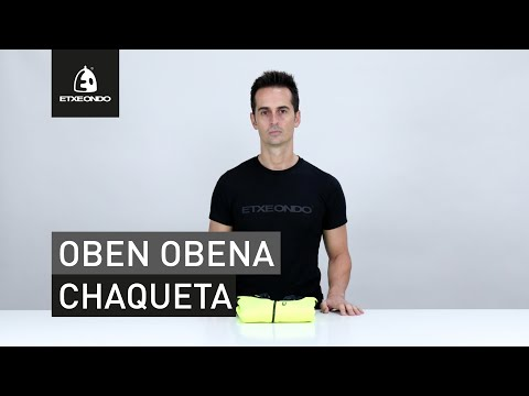 Chaqueta Oben Obena | Review