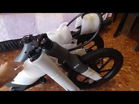 Unboxing Ecogyro Electric bike - Bicicleta Electrica