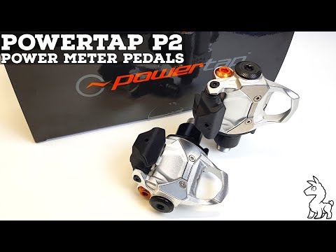 PowerTap P2 Power Meter Pedals: Unboxing // Install // Ride Data