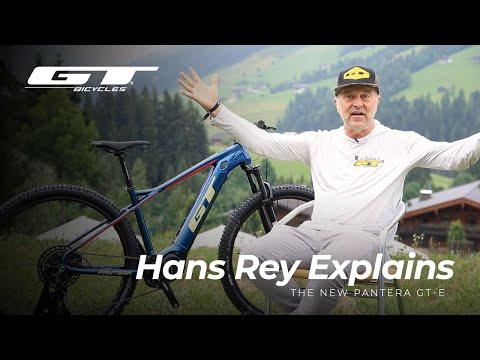 Hans Rey Explains The New Pantera GT-E