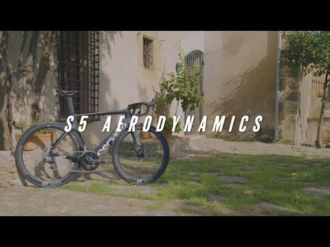 Cervélo S5 - Aerodynamics