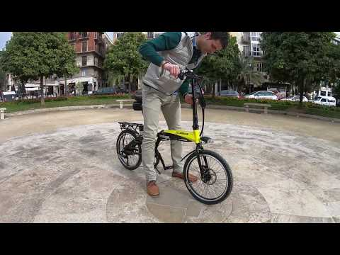 By Helliot 01 - Una bicicleta con estilo para tu ciudad