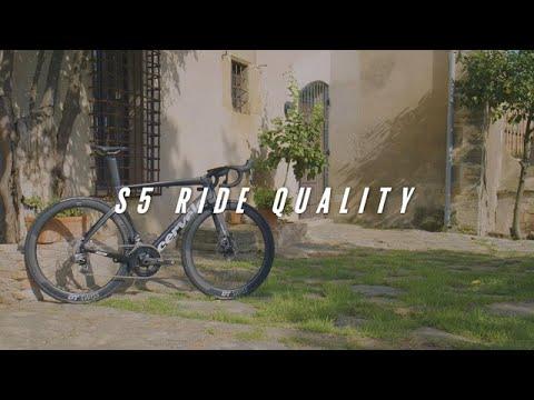 Cervélo S5 - Ride Quality