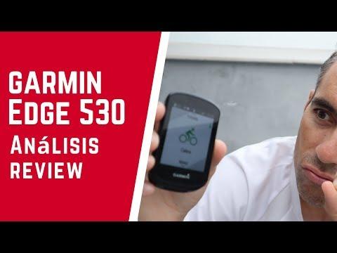 GARMIN EDGE 530.- Análisis