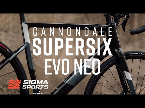 Cannondale SuperSix Evo Neo First Look | Sigma Sports