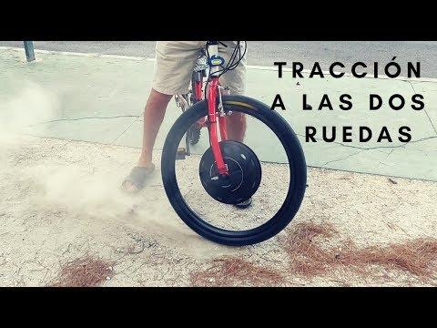 Convertir a Bicicleta Eléctrica | Kit Rueda Eléctrica IMortor