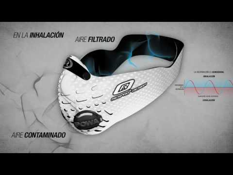 HOW A RESPRO® MASK WORKS (Spanish Subtitles)