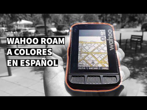 Wahoo Roam - Colores - Review español