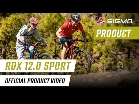 SIGMA SPORT // ROX 12.0 SPORT – Official Product Video (EN)