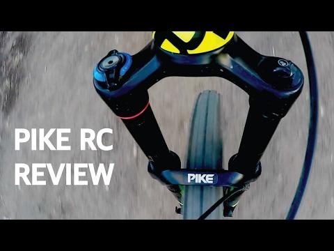 Review de la Rock Shox Pike 160mm! Suspensión para Bicicletas!