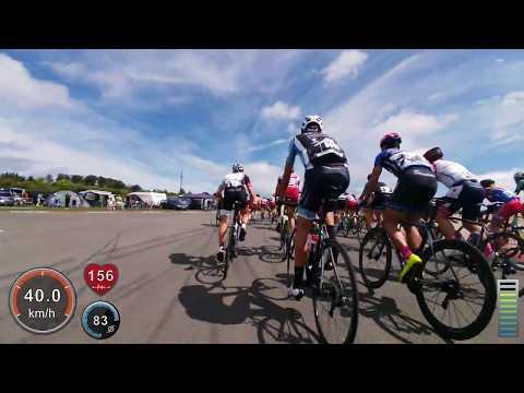 Xplova X5 Evo - Overlay Data on Your Ride Videos
