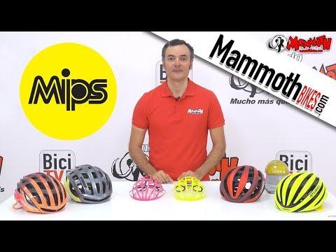 Cómo mejora MIPS la seguridad de un casco