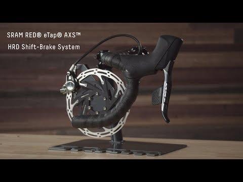 SRAM RED® eTap® AXS™ HRD Shift Brake System