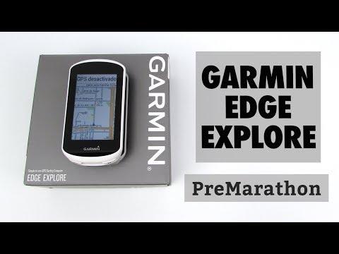 Garmin Edge Explore: review detallada y opinión.