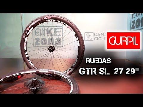 """Ruedas Gurpil SLR SL 27 29"""""""