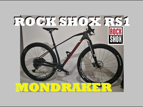 ROCKSHOX RS1!! MONDRAKER PODIUM