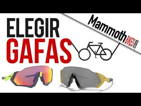 Como elegir unas buenas gafas de ciclismo.