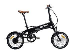 Bici eléctrica plegable Moma E-Bike 16