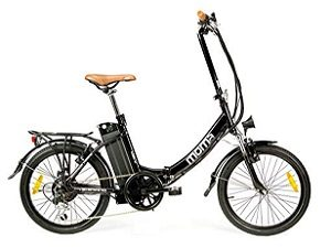 Bicicleta eléctrica plegable Moma E-Bike 20