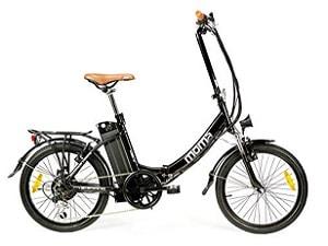 Bici eléctrica barata plegable Moma E-Bike 20