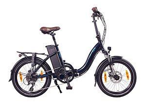 Bicicletas eléctrica plegable NCM Paris