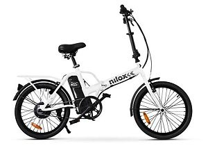 Bicicleta eléctrica plegable barata Nilox X1