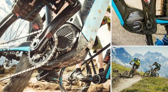 E-Bike: sistema Shimano Steps E8000