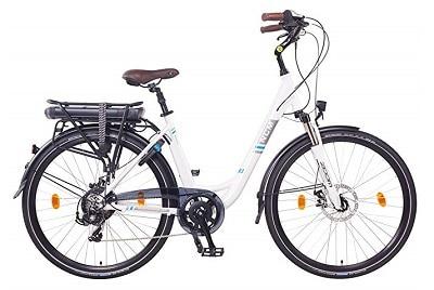 Bici eléctrica barata NCM Munich