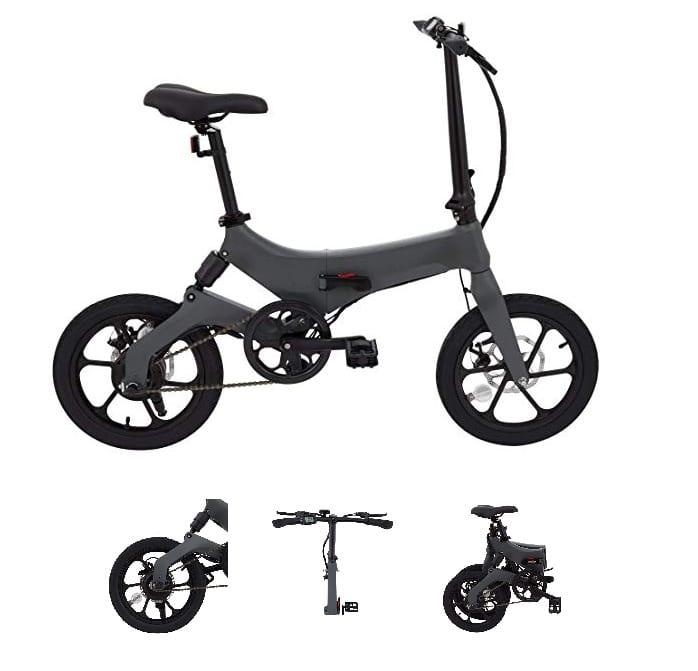 Bicicleta eléctrica plegable Ecogyro GyroRoad