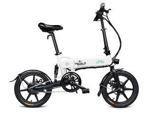 Bici eléctrica plegable Fiido D2