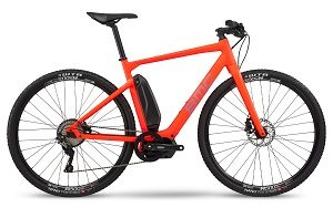 Bicicletas eléctricas de carretera: BMC Alpenchallenge AMP Cross 2