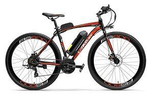 Bicicletas eléctricas de carreteras Lankeleisi RS600