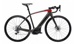 Bicicletas eléctricas de carretera Trek Domane +