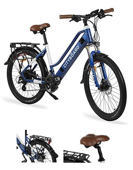 Bici eléctrica barata Citybike e-City