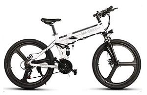 Bici eléctrica barata Samebike