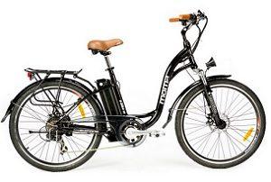 Bicicleta eléctrica Moma E-Bike 26