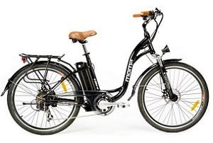 Bicicletas eléctricas de paseo Moma E-Bike 26