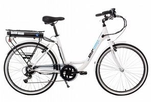 Bicicleta eléctrica de paseo barata OGP Urban Eco City E-Bike 26