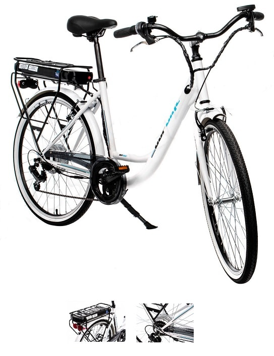 Bicicletas electricas baratas: ogp urban