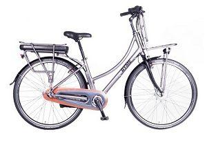 Bicicleta eléctrica de paseo barata Rymebikes Cargo
