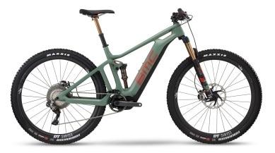Bicicleta eléctrica de doble suspensión BMD Speedfox AMP LTD