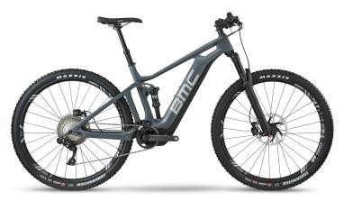 Bicicleta eléctrica de doble suspensión BMC Speedfox AMP One