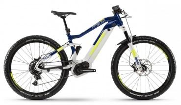 Bicicleta eléctrica de doble suspensión Haibike SDURO Fullseven 7.0