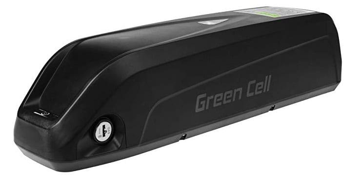 Batería bicicleta eléctrica Green Cell PRO 17Ah 36V