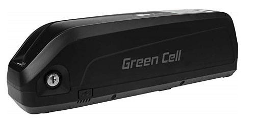 Batería bicicleta eléctrica Green Cell PRO 17Ah 48V